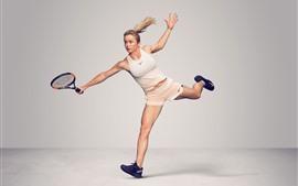 壁紙のプレビュー エリナ・スビトリーナ、テニス、スポーツ