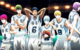 Vorschau des Hintergrundbilder Kurokos basketball