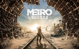 Preview wallpaper Metro Exodus, 4A Games
