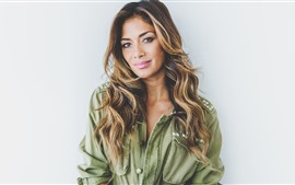Preview wallpaper Nicole Scherzinger 55