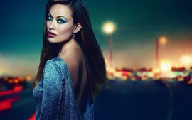 Preview wallpaper Olivia Wilde 07
