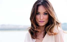 Preview wallpaper Olivia Wilde 08