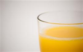 Zumo de naranja, Copa de vidrio, bebidas