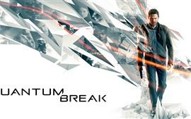 Preview wallpaper Quantum Break, Xbox game