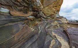 Preview wallpaper Rocks, texture