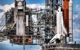 Nave espacial, lanzamiento, Estados Unidos