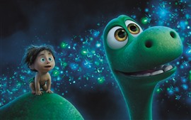 Preview wallpaper The Good Dinosaur