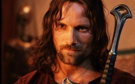 Vorschau des Hintergrundbilder Aragorn, Herr der Ringe