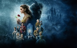 Preview wallpaper Disney movie, Beauty and the Beast
