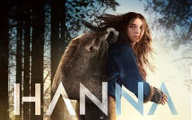 Preview wallpaper Hanna, TV series