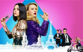 Preview wallpaper Mila Kunis, Kate McKinnon, The Spy Who Dumped Me