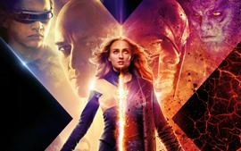 Preview wallpaper Sophie Turner, X-Men: Dark Phoenix