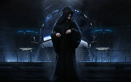 Preview wallpaper Star Wars, Emperor Palpatine