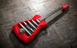 Alfa Romeo, guitar