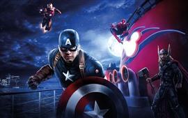 Avengers: Endgame, 2019 película