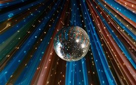 Preview wallpaper Disco ball, shine