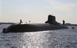 Submarino, mar, Reino Unido