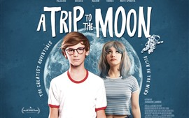 Preview wallpaper A Trip to the Moon