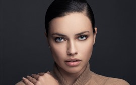 Preview wallpaper Adriana Lima 10