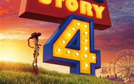 Preview wallpaper Toy Story 4