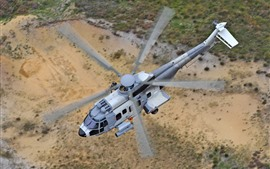 Preview wallpaper Airbus H225M Helicopter