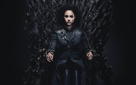 Preview wallpaper Game of Thrones, Nathalie Emmanuel