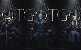 Preview wallpaper Game of Thrones, hot TV series