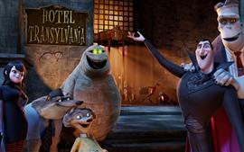 Hotel Transilvania, película de dibujos animados