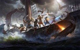 Pillars of Eternity II: Deadfire, juego de rol
