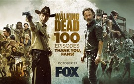 Preview wallpaper The Walking Dead, FOX TV series