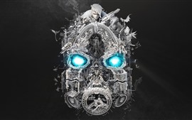 Preview wallpaper Borderlands 3, RPG game
