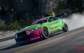 Preview wallpaper Need For Speed Payback, Ford Mustang supercar
