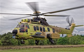 Airbus H225 Helicopters, voo
