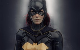 Preview wallpaper Batgirl, DC Comics