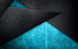 Preview wallpaper Blue and black background, texture, design picture