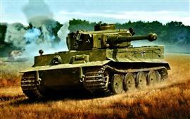 Тяжелый танк, Германия