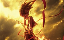 Preview wallpaper Nezha, cartoon movie