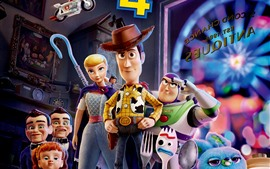 Preview wallpaper Toy Story 4, movie 2019