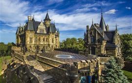 Rusia, Castillo Garibaldi