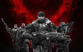 Preview wallpaper Gears of War: Ultimate Edition