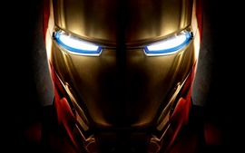 Preview wallpaper Iron Man, face, mask