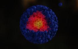 Structure atomique microscopique
