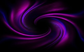 Purple abstract background, spiral