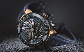 Hermoso reloj de pulsera