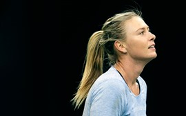 Preview wallpaper Maria Sharapova 04