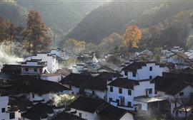 Shicheng, Ganzhou, Jiangxi, bela vila