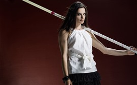 Preview wallpaper Yelena Isinbayeva 01