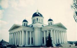 Preview wallpaper Arzamas, church, Russia
