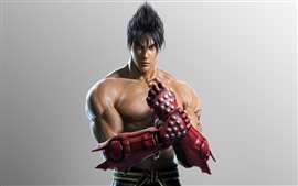 Preview wallpaper Tekken, man, gloves