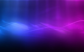 Blue and purple, abstract background